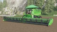 John Deere 9000 STꞨ для Farming Simulator 2017