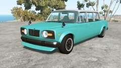 Ibishu Miramar Limousine v2.69 для BeamNG Drive