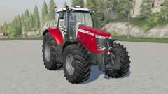 Massey Ferguson 7700S-serieᵴ для Farming Simulator 2017