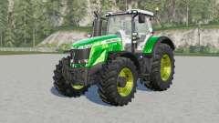 Massey Ferguson 8700-serieꜱ для Farming Simulator 2017