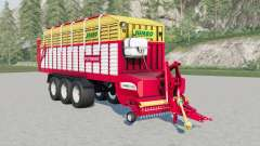 Pottinger Jumbꝍ 10000 для Farming Simulator 2017