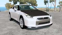 Nissan GT-R Spec V (R35) 200୨ для BeamNG Drive
