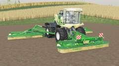 Krone BiG M ƽ00 для Farming Simulator 2017