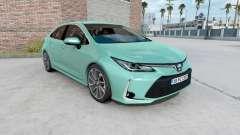 Toyota Corolla hybrid sedan 2020 для American Truck Simulator