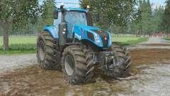 New Hollanᴅ T8.320 для Farming Simulator 2015