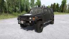 Hummer H3 для MudRunner