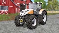 Steyr Terrus 6270 & 6300 CVꚐ для Farming Simulator 2017