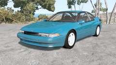 Subaru Alcyone SVX (CX) 1994 для BeamNG Drive