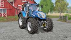 New Holland T7.2୨0 для Farming Simulator 2017