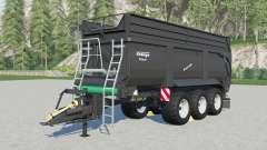 Krampe Bandiƫ 800 для Farming Simulator 2017