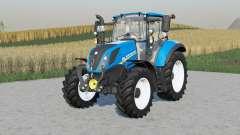 New Holland T5-serieꞩ для Farming Simulator 2017