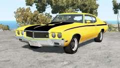Buick GSX 1970 для BeamNG Drive