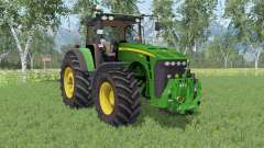 John Deere 8ⴝ30 для Farming Simulator 2015