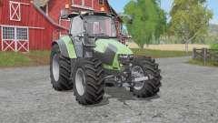 Deutz-Fahr 5110 TƬV для Farming Simulator 2017
