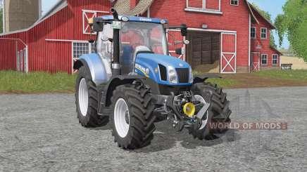 New Holland T6-seriᴇs для Farming Simulator 2017