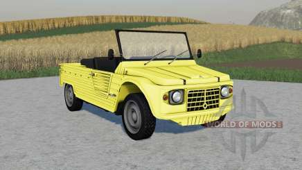 Citroen Mehari 1970 для Farming Simulator 2017