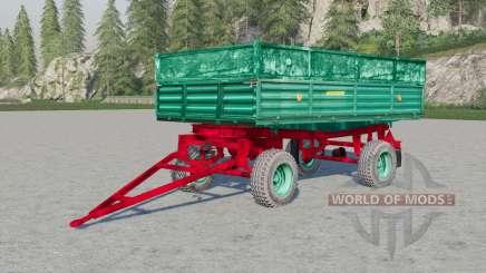 Autosan D-ꝝ7 для Farming Simulator 2017