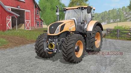 New Holland T7-seɾies для Farming Simulator 2017