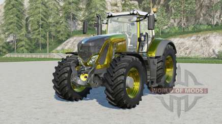 Fendt 900 Variꙩ для Farming Simulator 2017