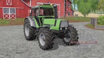 Deutz DX 140 для Farming Simulator 2017