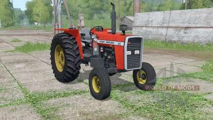 Massey Ferguson 26ƽ для Farming Simulator 2017
