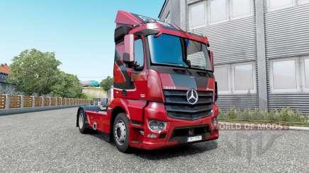 Mercedes-Benz Antoᵴ для Euro Truck Simulator 2