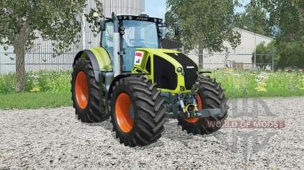 Claas Axioꞥ 950 для Farming Simulator 2015