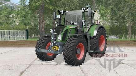 Fendt 724 Variꝍ для Farming Simulator 2015