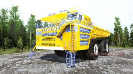 БелАЗ-75710 для MudRunner