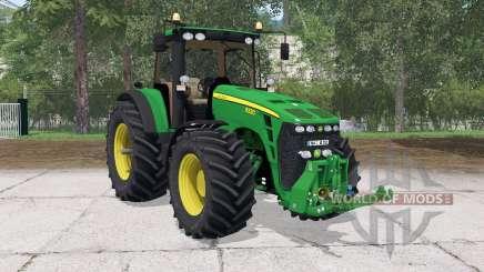 John Deere 83౩0 для Farming Simulator 2015