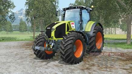 Claas Axioᶇ 950 для Farming Simulator 2015