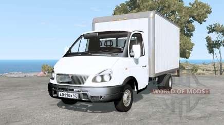 ГАЗ-330200-0748 ГАЗель для BeamNG Drive