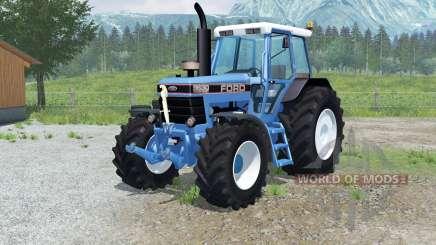 Ford 86ろ0 для Farming Simulator 2013