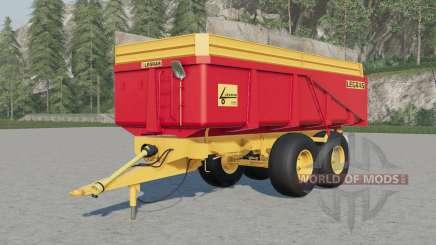 Legras BJ140 для Farming Simulator 2017