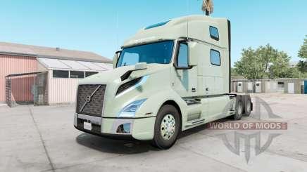 Volvo VNL-series v2.26 для American Truck Simulator