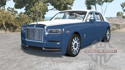 Rolls-Royce Phantom 2018 для BeamNG Drive