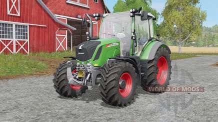 Fendt 513 & 516 Vario для Farming Simulator 2017