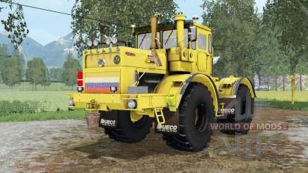 Кировец Ⱪ-700А для Farming Simulator 2015