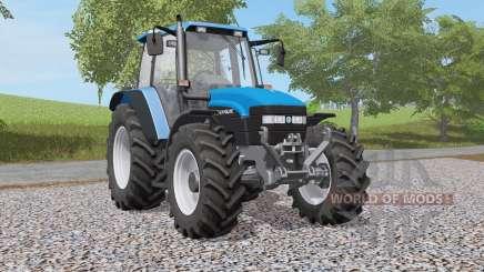 New Holland TM1ƽ0 для Farming Simulator 2017
