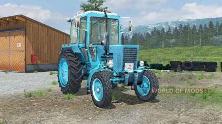 МТЗ-80 Беларуȼ для Farming Simulator 2013