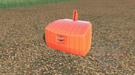 AGCO NG 1100 kg. для Farming Simulator 2017