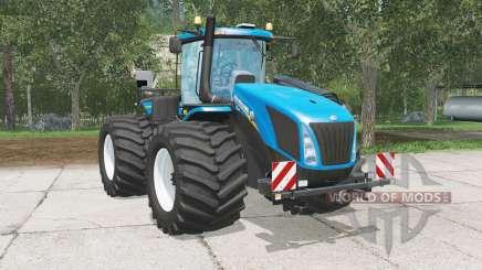 New Holland T9.56ƽ для Farming Simulator 2015