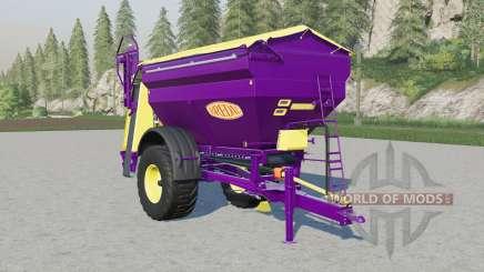 Bredal K105 & Ƙ165 для Farming Simulator 2017