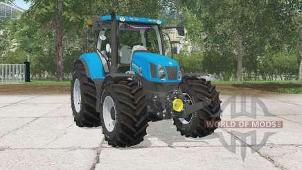 New Holland Ƭ6.175 для Farming Simulator 2015