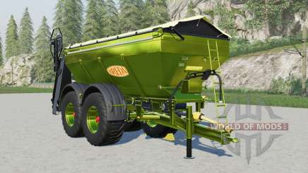 Bredal K16ƽ для Farming Simulator 2017
