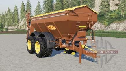 Bredal Ƙ165 для Farming Simulator 2017