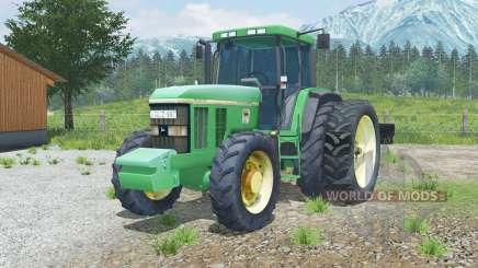 John Deere 7৪00 для Farming Simulator 2013