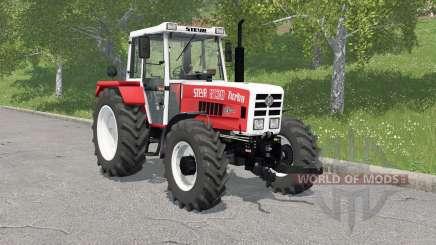 Steyr 8130A Turbɵ для Farming Simulator 2017