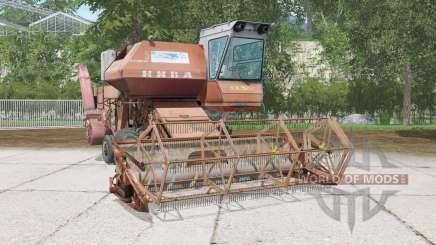 СК-5М-1 Нивꭤ для Farming Simulator 2015