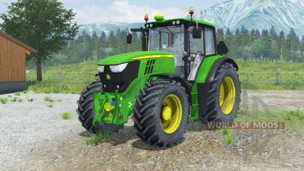 John Deere 6150Ⰼ для Farming Simulator 2013